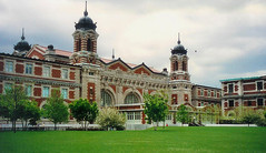 Great Hall - Ellis Island (RockN) Tags: newyork newyorkstate ellisisland americanimmigration