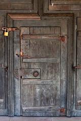 locks (Wackelaugen) Tags: world door heritage canon germany photography eos photo europe lock unesco monastery locks cistercian locked unescoworldheritage googlies maulbronn flickrfriday wackelaugen