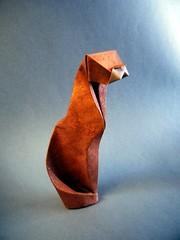 Minino - Yara Yagi (Rui.Roda) Tags: cat origami chat gato papiroflexia yara yagi minino papierfalten