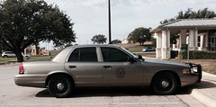 Burnet County, TX Sheriff Ford Crown Victoria (Have Fun SVO) Tags: ford texas tx police victoria vic crown sheriff panther burnetcounty