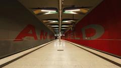 Munich Underground. Am Moosfeld (susan pau) Tags: underground subway munich mnchen bayern bavaria ubahn