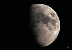 Mai 2016 ... Lune 63% (patricia.bardon) Tags: moon night lune pentax luna moonlight ricoh patriciabardon pentaxk3