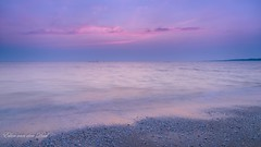 At the end of a fun day (Ellen van den Doel) Tags: ocean life sea sky color beach water clouds strand long exposure fotografie pastel wolken zee mei lucht pixels facebook lop lange zuidholland kleur 2016 sluitertijd rockanje lopzeeland16