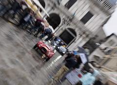 Mille Miglia 2016 (Riccardo Palazzani - Italy) Tags: auto italien red italy car rain race italia olympus rainy historical miles piazza brescia lombardia dart 1000 italie itlia omd riccardo freccia itali loggia mille miglia  em1 lombardie rossa italya   lombardei  storiche   palazzani veridiano3
