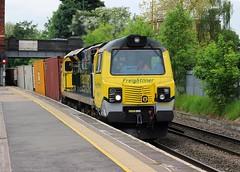 70008 @ W. Orton (hoffers63) Tags: southampton waterorton freightliner intermodal diesellocomotive containertrain 70008 class70 leedsflt
