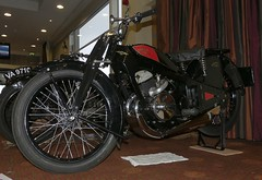 1932 Coventry Eagle 247cc (Ayr Classic Motorcycle Club) Tags: old classic bike vintage chopper moto biker custom veteran timer velo motorrad