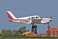 G-FBWH PA-28R Cherokee Arrow 180 F.T.Short Sturgate Fly In 05-06-16 (PlanecrazyUK) Tags: sturgate egcs fly in 050616 lincoln aero club ltd gfbwh pa28rcherokeearrow180 ftshort fly in