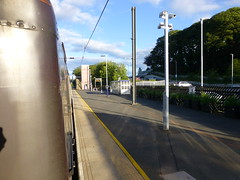 Cross Country Trains 43304 (with 43303)  1S51 1225 Plymouth to Glasgow Central.   Alnmouth.  20th June 2016 (Ajax46.) Tags: crosscountrytrains 43304 20thjune2016 1s511225plymouthtoglasgowcentral alnmouth