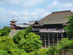 Kiyomizu-dera (Kyoto - Japan) (grillopotamo82) Tags: japan kyoto kiyomizudera giappone tempio kodaiji