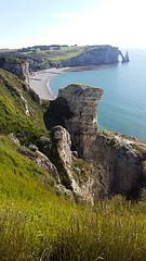 tretat (5) (Jultom T.) Tags: jultom tretat normandie haute plage falaise