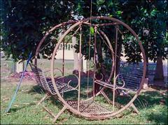 A Cradle (IshakBb) Tags: childhood memories cradle fe2 50mmf18e kodakektar100