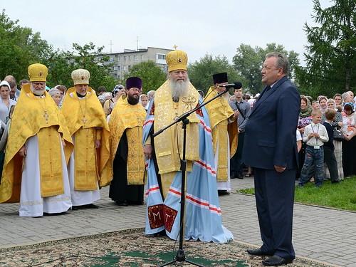 Заместитель губернатора Новосибирской области Василий Пронькин