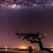 Milky Way above Island Point, Western Australia