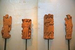 Victoria & Albert Museum, London (Andrew-M-Whitman) Tags: victoria albert museum london archangel michael st matthew paul gabriel va
