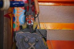 traditions - pupi di sicilia (Klaatu66) Tags: pupi marionette sicilia sferracavallo lumix gx7 tamron panasonic tradizioni