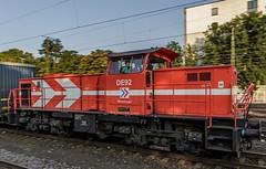 1629_2016_09_23_Köln_West_RHC_0272_018_mit_MEGACOMBI_Köln_Süd_Grüsse_zurück (ruhrpott.sprinter) Tags: ruhrpott sprinter deutschland germany nrw ruhrgebiet gelsenkirchen lokomotive locomotives eisenbahn railroad zug train rail reisezug passenger güter cargo freight fret diesel ellok kölnwest als db mrcedispolok nxg nationalexpress lbl locon nrail pcw rhc sbbc siemens sncb vtgd es64p001 es64f4 0272 127 146 155 185 186 189 260 275 408 482 620 1261 1275 6127 6146 6189 2275 eurosprinter gravita dosto chemion schienen walzzeichen outdoor logo natur graffiti