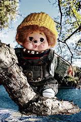 jareth little monkey (Monkey Culture) Tags: monchhichi toho daisuke toy stuffedtoy toyart toyphotography