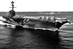 USS Ranger (CVA-61) 1959 (skyhawkpc) Tags: airplane aircraft aviation navy retriever douglas naval usnavy crusader usn carrier fury nk northamerican skyray vought skywarrior skyraider cvw14 piasecki ussranger cva61 hup2 f4d1 145072 vfp61 a3ba3d2 va146bluediamonds f8af8u1 va145swordsmen vf142ghostriders rf8af8u1p vaw11earlyelevens hu1pacificfleetangels a1had6 vf141ironangels ea1ead5w va144roadrunners vah6fleurs f1efj4
