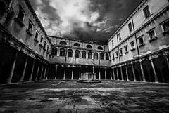 Menacing Venice