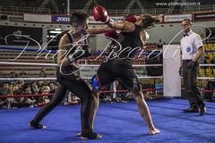 Kick Boxing - Grand Prix 2014 in Rome (rpiccioli) Tags: italy rome indoor grandprix international kickboxing rm 2014 fullcontact lowkick fikb