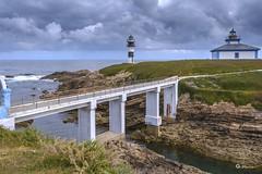 Isla Pancha - Ribadeo (V.Maza) Tags: galicia lugo ribadeo playadelascatedrales islapancha paiadascatedrais