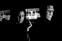 Trick or Treat, Baby (Culture Shlock) Tags: halloween scary frankenstein monsters treat trick brideoffrankenstein spook spooks