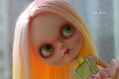 Anniedollz Latest Complete Custom Blythe