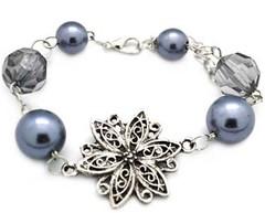 5th Avenue Silver Bracelet P9212-1