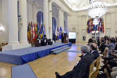 OAS Lecture of the Americas Debates The OAS, Democracy, and Human Rights (OEA - OAS) Tags: democracy dominican republic human rights lecture fernndez debates amricas oas oea organizationofamericanstates organizacindelosestadosamericanos