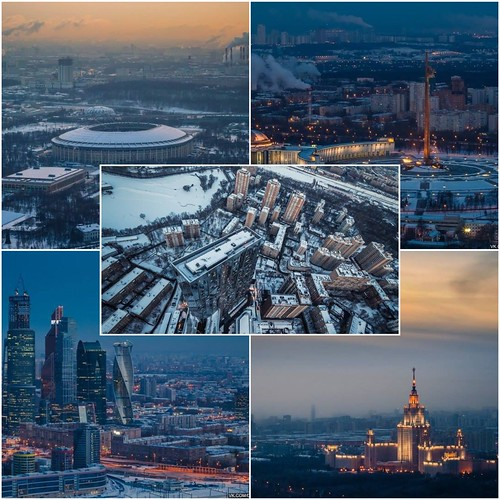 Москва утренняя #Moscow