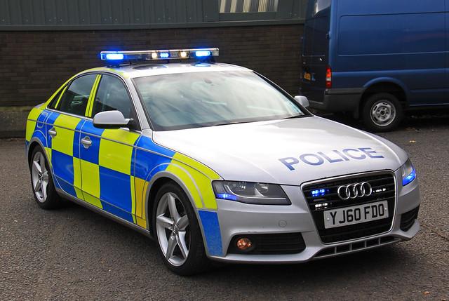 road yorkshire north police crime a4 audi unit quattro yj60fdo