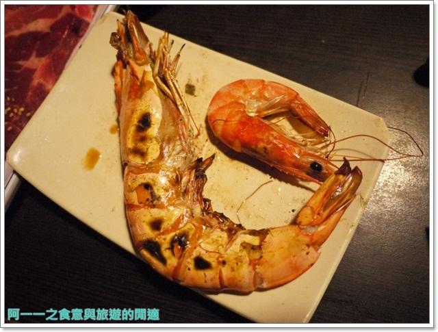 板橋捷運新埔站美食吃到飽燒肉眾烤肉海鮮牛肉image054