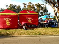 Rose Bowl 108 (mfnure31) Tags: tailgate ucla uclafootball rosebowl pasadena california bruins canopy tent