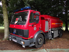 Surrey Fire and Rescue Service (Danny's Emergency) Tags: uk west truck fire sussex engine police surrey ambulance east lifeboat emergency horsham 999 crawley reigate