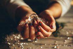 Nail art (louise garin) Tags: bokeh nailart diamants