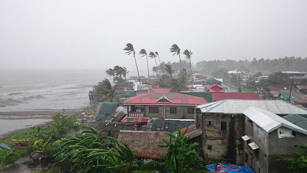 The Philippines: Typhoon Hagupit barrels by EU Humanitarian Aid and Civil Protection, on Flickr