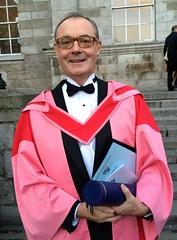 EU Ambassador David O'Sullivan