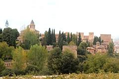 Generalife Gardens at the Alhambra, Granada, Spain (Arthur Chapman) Tags: spain alhambra granada generalifegardens geo:country=spain geocode:method=googleearth geocode:accuracy=500meters