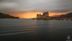 Eilean Donan (Antonio Carrillo (Ancalop)) Tags: sunset castle atardecer scotland soft escocia 09 lee antonio eilean donan castillo carrillo eileandonan density ecosse neutral dornie gradual eileandonancastle neutra gnd 24105mm densidad canon24105mmf4l highlads canon5dmarkii ancalop lucroit leesoft09gnd