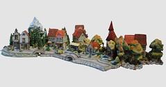 3328 (weewonwon) Tags: miniatures bavarian marketsquare hummel bavarianvillage goebel bavarianalps olszewski mihummel hummelfigurines miniaturefigurines kinderway
