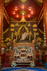 Phra Kaew Temple, Chiangrai, Thailand (@pigstagram) Tags: thailand temple buddha buddhism chiangrai phrakaew