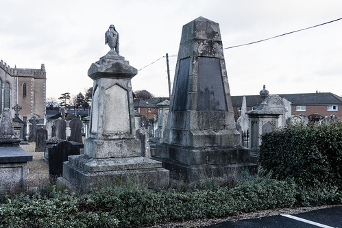 Mount Jerome Cemetery & Crematorium is situated in Harold's Cross Ref-100494