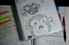 Vector Calculus (Al-Husain Al-Qubtan) Tags: college monkey engineering study math mathematics calculus integrals vectorcalculus