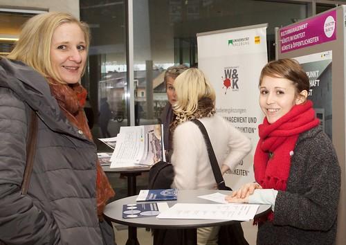 """Infoveranstaltung """"Studienergänzungen & Studienschwerpunkte"""" am 10. Dezember 2014"""
