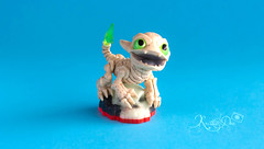 Funny bone (Kritta Dee) Tags: light cute love closeup canon toy natural games commercial product skylanders