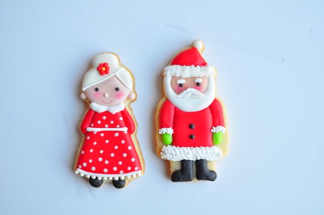 Mr. & Mrs. Claus - Mère-Noël et Père-Noël