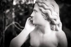 Eve (*trevor) Tags: winter statue evening scotland glasgow palace marble botanicgardens kibble