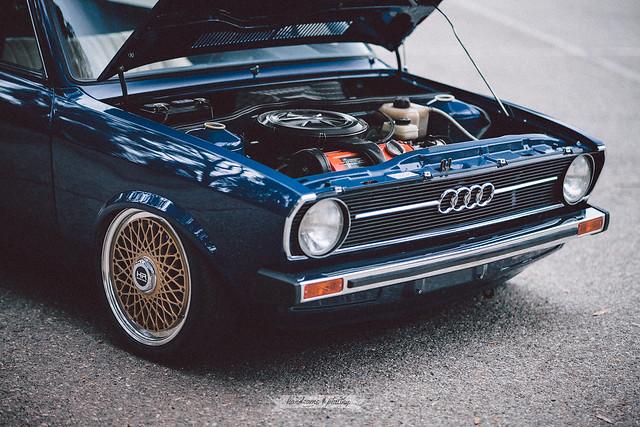 Mark's Audi 50