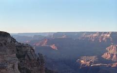 Agfa_200_11_2014_020 (TomServo83) Tags: sunset arizona usa film analog canon view south grand canyon 200 vista agfa rim majestic t70