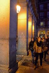 DSC_4771 copia (Cazador de imgenes) Tags: madrid christmas street xmas espaa navidad spain nikon streetphotography streetphoto espagne spanien spagna spanje spania 2014  spange d7000